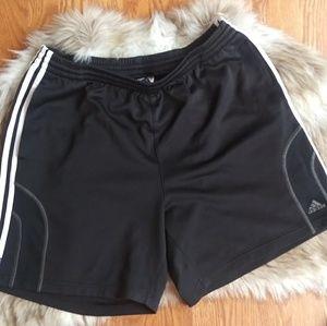 Men size XL adidas shorts
